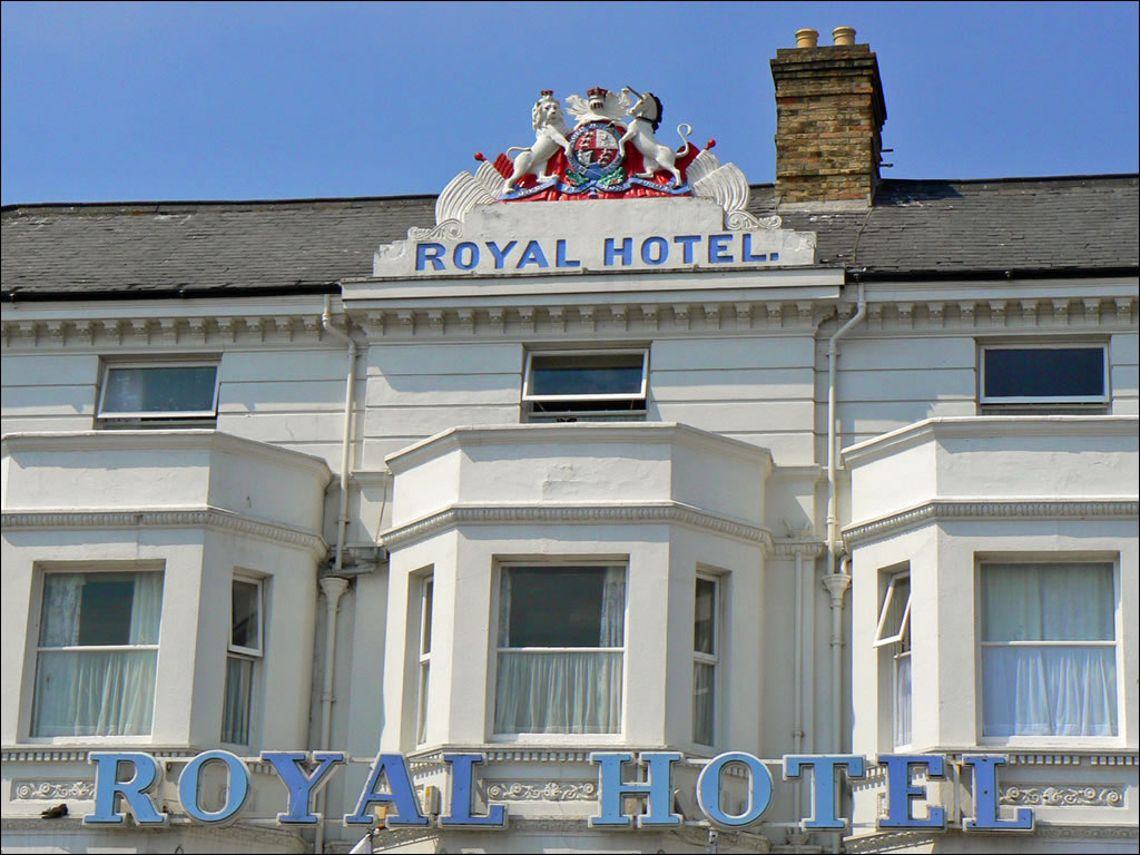 The Royal Hotel Isle Of Wight