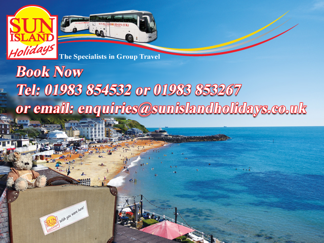 book sunisland holiday